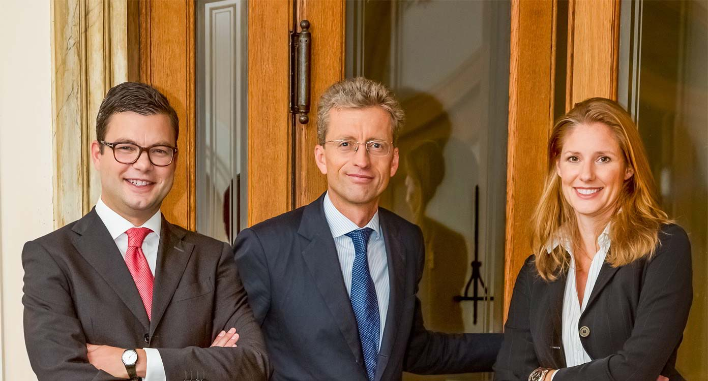 Dr. Habsburg-Lothringen, Dr. Schanda, Dr. Heffermann